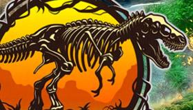 Jurassic World: Find the Dinosaur Eggs