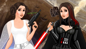 Star Wars Solo Makeover Game