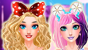 Beautiful Kawaii Girls Game