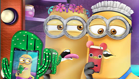 Minions Selfie Contest