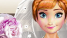 Frozen 2 Anna's Wedding Game