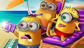 Minions Summer Vacation