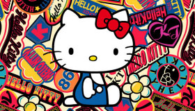 Hello Kitty Spot the Difference