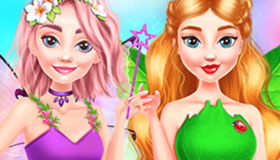Pixie Girls Dress Up