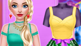 Free Fashion Designer Games For Girls