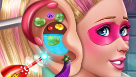 Barbie Ear Doctor
