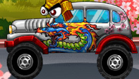 Angry Birds Cars Puzzle