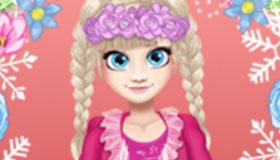 Frozen 2 Queen Elsa's Styles
