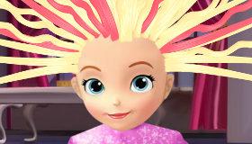 Sofia the First Hair