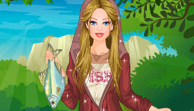 Lake Trip Barbie