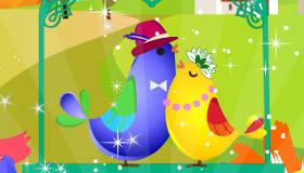 Lovebirds Decoration Game