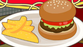 The Spicy Hamburger