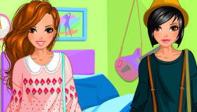 Girly vs Tomboy Dress Up