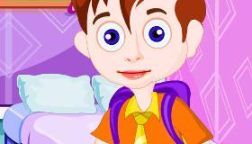 Ron's School Day