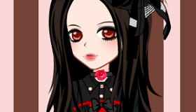 Goth Girl Fashion