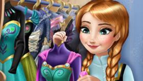 Frozen Anna's Closet