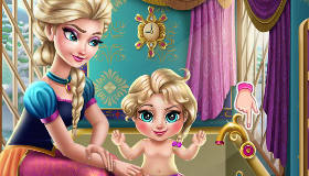Elsa and Her Daughter