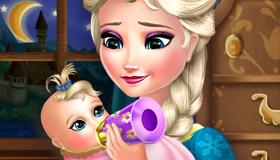 Look After Baby Elsa