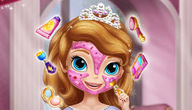 Princess Sofia's Makeover