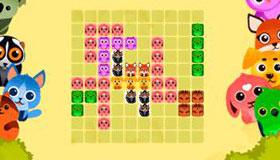 Hatchimals Tetris Game