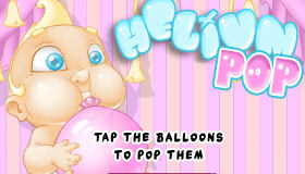 Balloon Pop For iPad