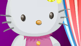 Dress Up Hello Kitty Ballerina