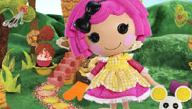 Lalaloopsy Doll Game Online