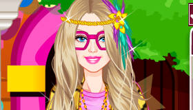 Hipster Barbie Dress Up