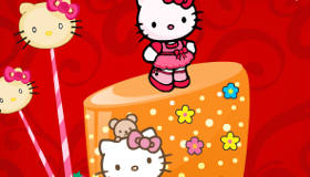 Hello Kitty Cake Designer
