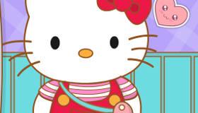 Hello Kitty School Day