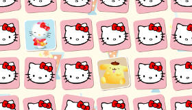 Hello Kitty Memo Challenge