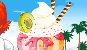 Ice Cream Sundae Decorating