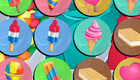 Ice Cream Memory Game