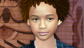 Dress Up Jaden Smith