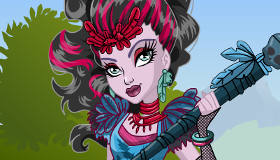 Jane Boolittle Monster High Dress Up