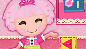 Lalaloopsy Doll Dress Up