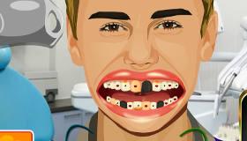 Justin Bieber Teeth
