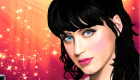 Katy Perry Makover