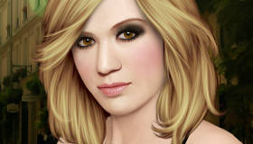 True Makeup Kelly Clarkson