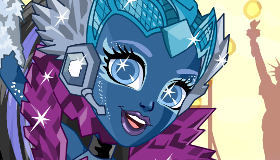 Monster High Dress Up Astra Nova
