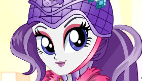 Equestria Girl Fashion with Rarity