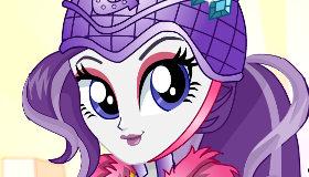 Equestria Girl Fashion with Rarity