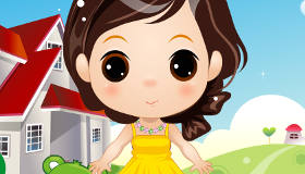 Doll Dress Up for Girls
