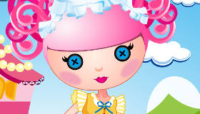 Lalaloopsy Dress Up