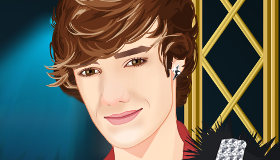 Liam Payne Dress Up