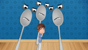 Liam's Spoon Nightmare One Direction