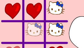 Hello Kitty Tic Tac Toe