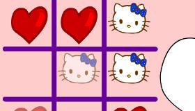 Hello Kitty Tic Tac Toe