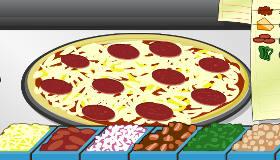 Pizzeria Chef Challenge