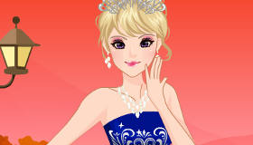 Fashionable Princess Dress Up